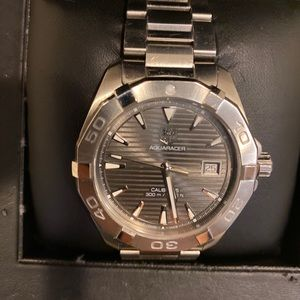 Tag Heuer Aquaracer Caliber 5